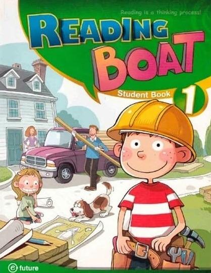 Tải sách: Reading Boat 1,2,3 Full Ebook + Audio