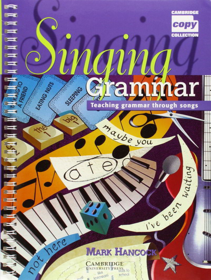 Tải sách: Singing Grammar (Full Ebook+Audio)