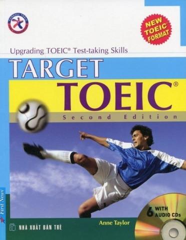 Tải sách: Target Toeic ( Ebook + Audio )