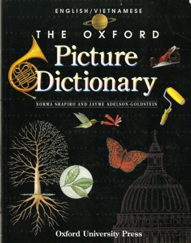 Tải sách: The Oxford Picture Dictionary (English-VietNamese)