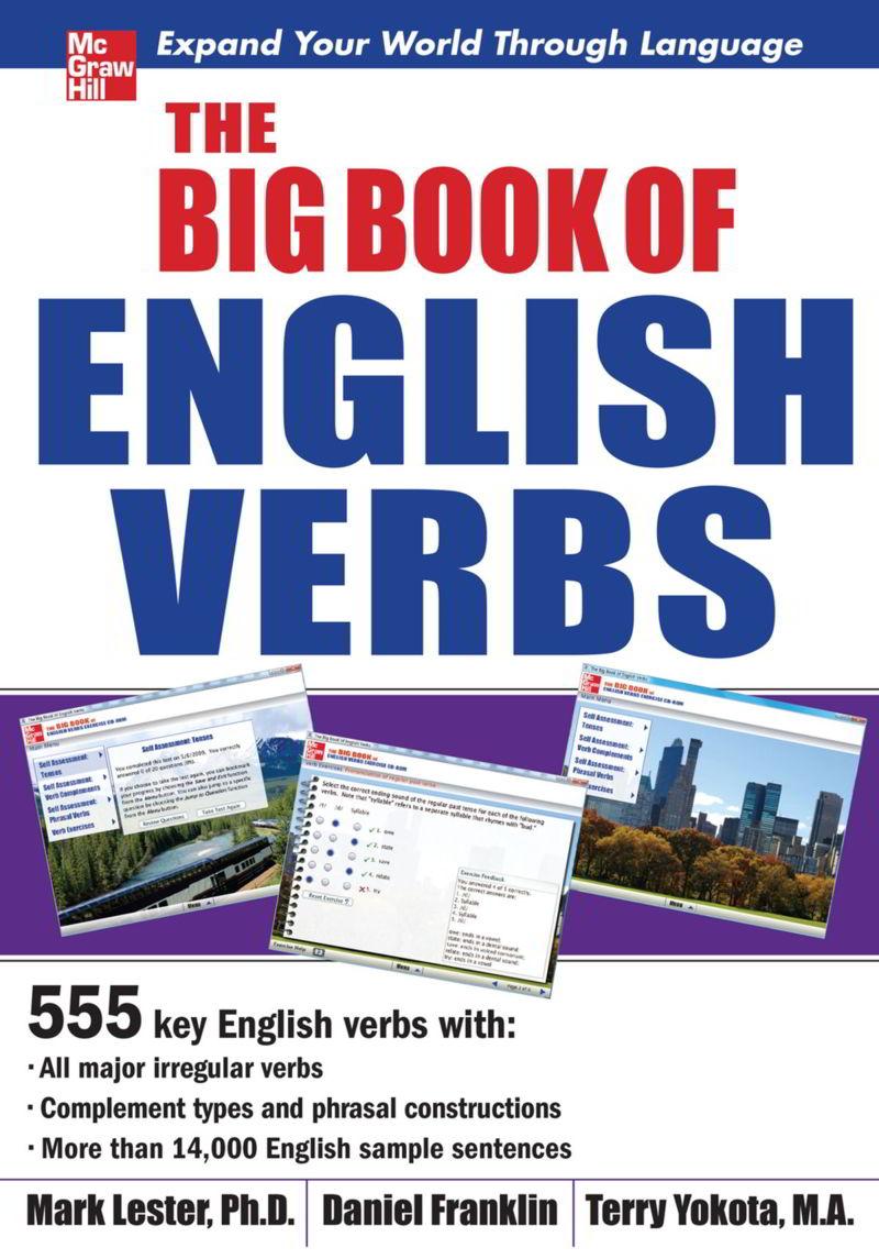 Tải sách: The Big Book Of English Verbs