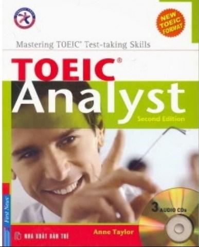 Tải sách: Toeic Analyst Second Edition