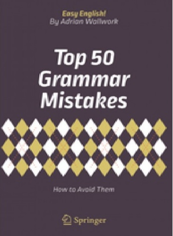Tải sách: Top 50 Grammar Mistakes: How To Avoid Them, Xuất Bản 2018