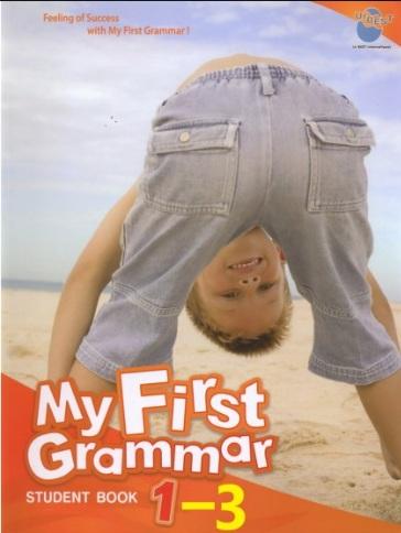 Tải sách: Trọn Bộ My First Grammar 1,2,3 (Dành Cho Học Sinh Tiểu Học)