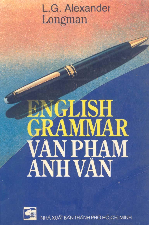 Tải sách: Văn Phạm Anh Văn – English Grammar