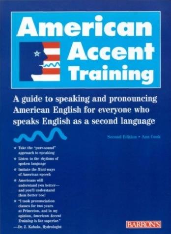 Tải sách: American Accent Training (Full Ebook+Audio)