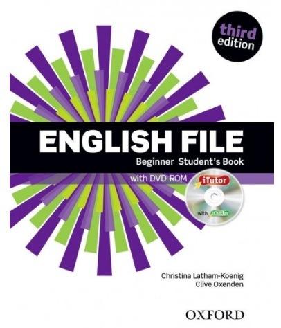 Tải sách: Bộ Giáo Trình New English File 6 Mức Độ (Full Ebook + Audio)