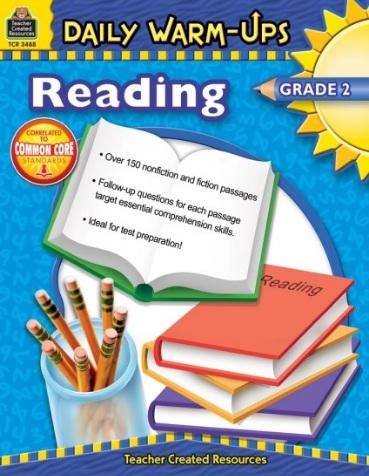Tải sách: Daily Warm-Ups Reading Grade 2