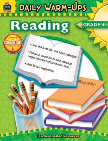 Tải sách: Daily Warm-Ups Reading Grade 4