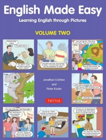 Tải sách: English Made Easy Volume Two Learning English Through Picture