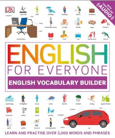 Tải sách: English Vocabulary Builder 2018