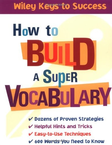Tải sách: How To Build A Super Vocabulary