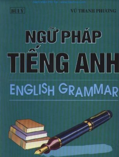 Tải sách: Ngữ Pháp Tiếng Anh