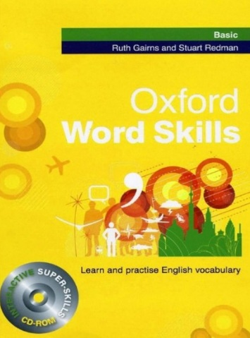 Tải sách: Oxford Word Skills Basic – Intermediate – Advanced