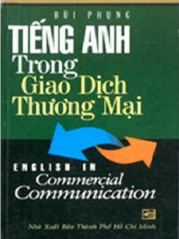 Tải sách: Tiếng Anh Trong Giao Dịch Thương Mại