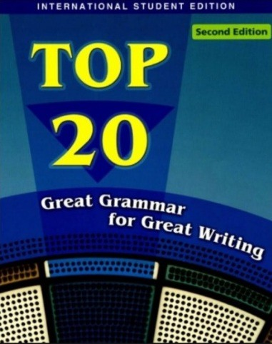 Tải sách: Top 20 Great Grammar For Great Writing