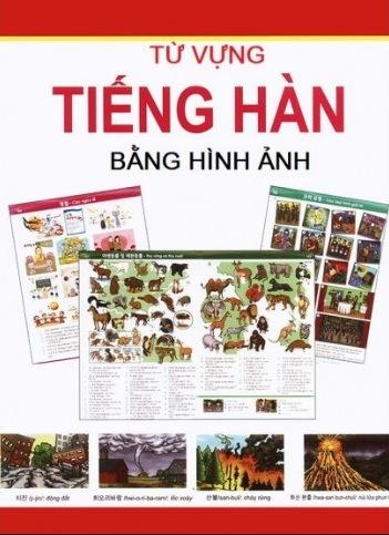 Tải sách: Từ Vựng Tiếng Hàn Bằng Hình Ảnh