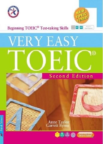 Tải sách: Very Easy Toeic