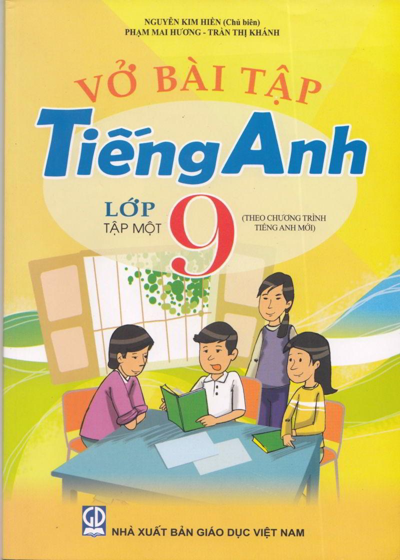Tải sách: Vở bài tập tiếng anh lớp 9 tập 1,2 – Nguyễn Kim Hiền
