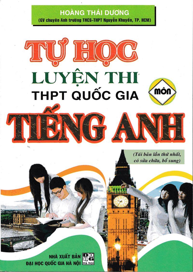 Tải sách: Tự Học Luyện Thi THPT Quốc Gia Môn Tiếng Anh