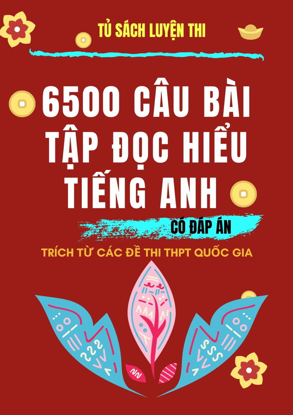 Tải sách: 6500 câu bài tập đọc hiểu tiếng anh