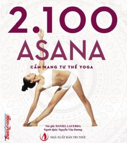 Tải sách: 2100 Asana – Cẩm Nang Tư Thế Yoga