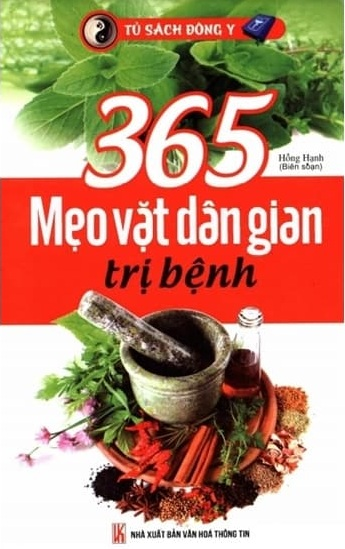 Tải sách: 365 Mẹo Vặt Dân Gian Trị Bệnh
