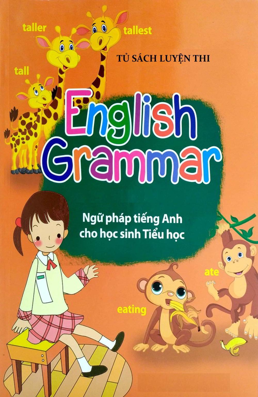 Tải sách: Ngữ pháp tiếng anh cho học sinh tiểu học