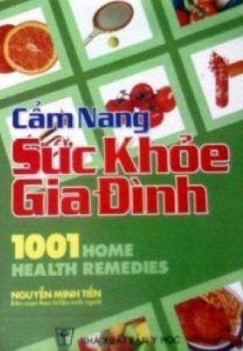 Tải sách: Cẩm Nang Sức Khỏe Gia Đình