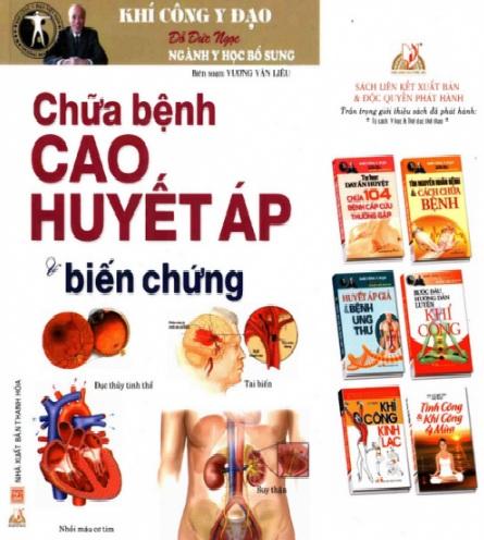 Tải sách: Chữa Bệnh Cao Huyết Áp Và Biến Chứng