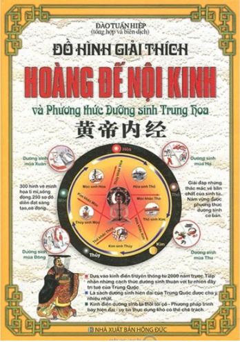 Tải sách: Đồ Hình Giải Thích Hoàng Đế Nội Kinh Và Phương Thức Dưỡng Sinh Trung Hoa