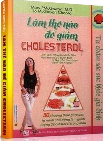 Tải sách: Làm Thế Nào Để Giảm Cholesterol