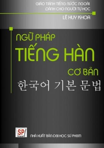 Tải sách: Ngữ Pháp Tiếng Hàn Cơ Bản