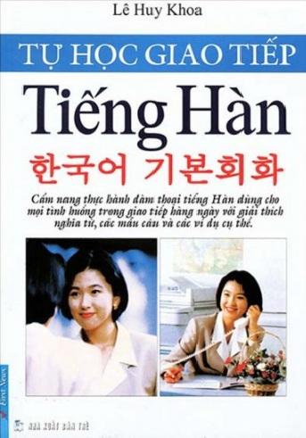 Tải sách: Tự Học Giao Tiếp Tiếng Hàn Cơ Bản