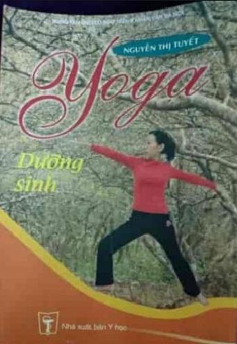 Tải sách: Yoga Dưỡng Sinh