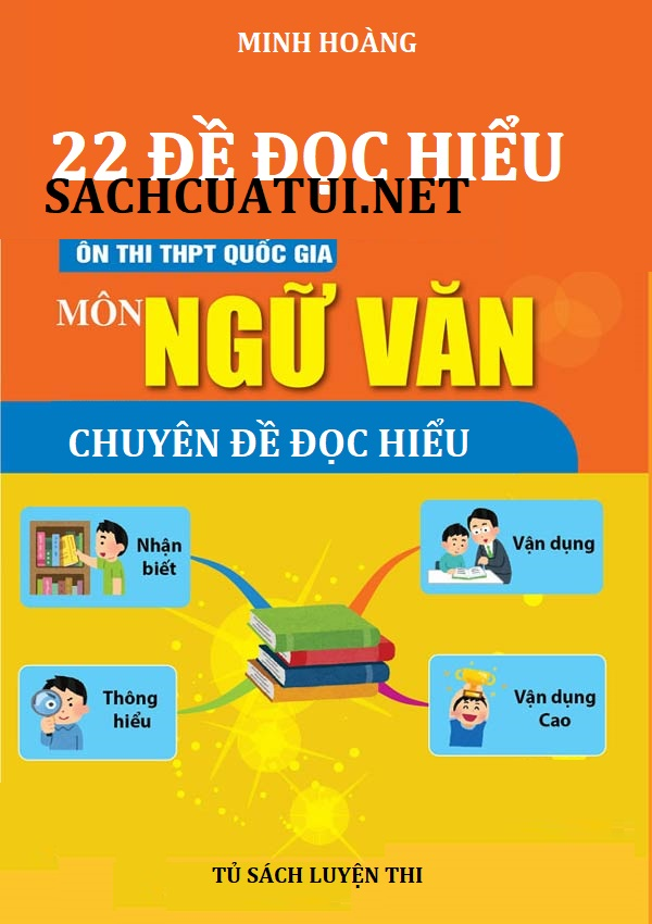 Tải sách: 22 đề đọc hiểu ôn thi THPT Quốc Gia Môn Ngữ Văn
