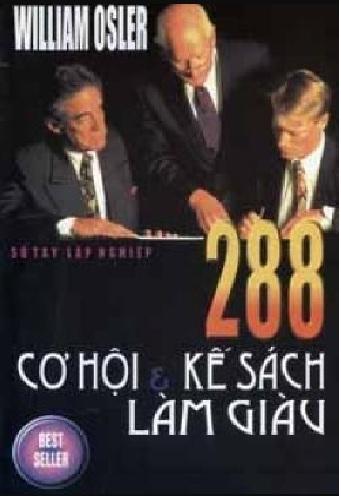 Tải sách: 288 Cơ Hội Và Kế Sách Làm Giàu
