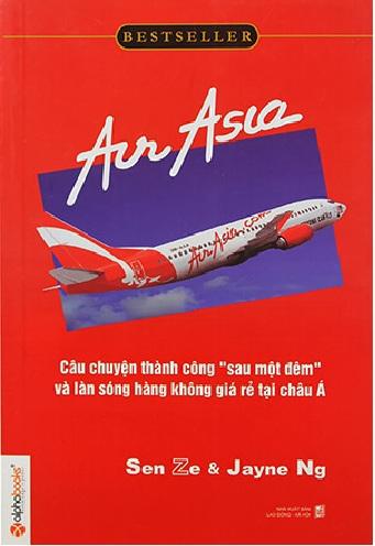 Tải sách: Air Asia – Câu Chuyện Thành Công
