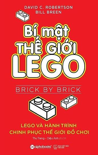 Tải sách: Bí Mật Thế Giới Lego
