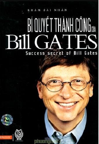 Tải sách: Bí Quyết Thành Công Của Bill Gates