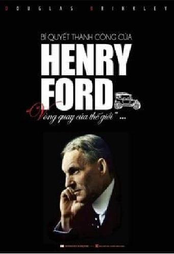 Tải sách: Bí Quyết Thành Công Của Henry Ford
