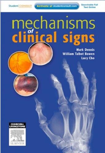 Tải sách: Cơ Chế Triệu Chứng Học – Mechanism Of Clinical Signs Final