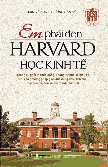 Tải sách: Em Phải Đến Harvard Học Kinh Tế