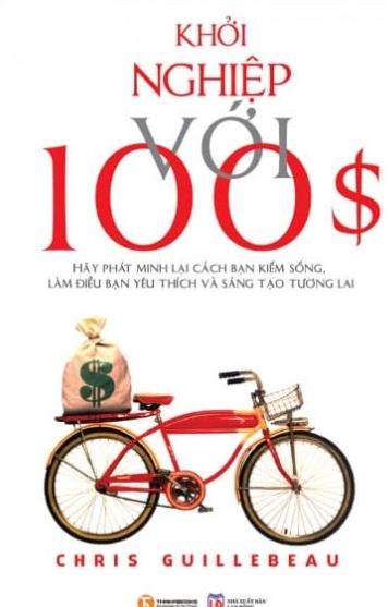 Tải sách: Khởi Nghiệp Với 100$