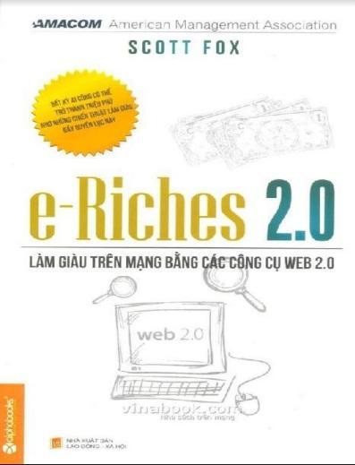 Tải sách: Làm Giàu Trên Mạng Bằng Các Công Cụ Web 2.0