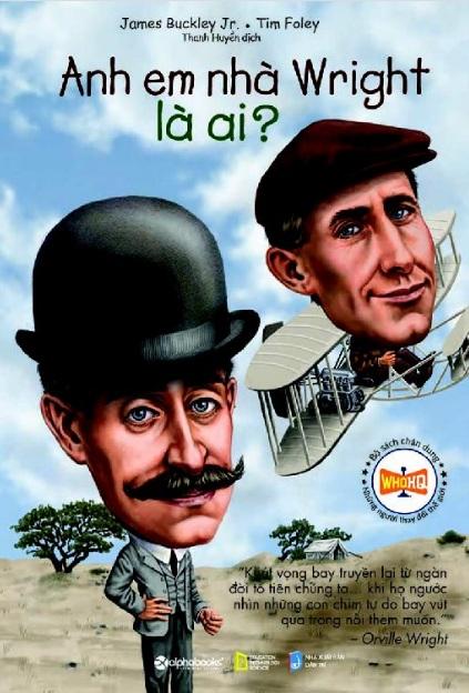 Tải sách: Anh Em Nhà Wright Là Ai?