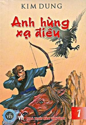 Tải sách: Anh Hùng Xạ Điêu – Kim Dung