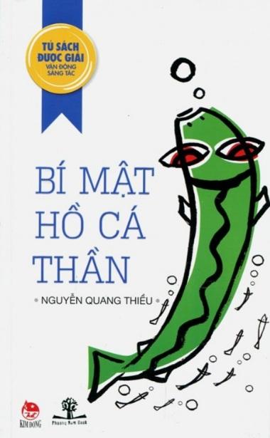 Tải sách: Bí Mật Hồ Cá Thần – Nguyễn Quang Thiều