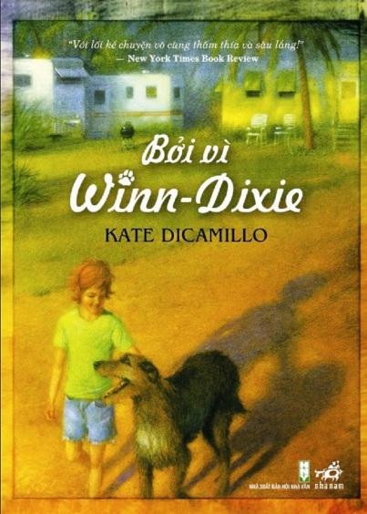 Tải sách: Bởi vì Winn-Dixie – Kate DiCamillo