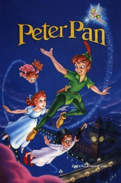 Tải sách: Cậu Bé Bay Peter Pan – James Matthew Barrie